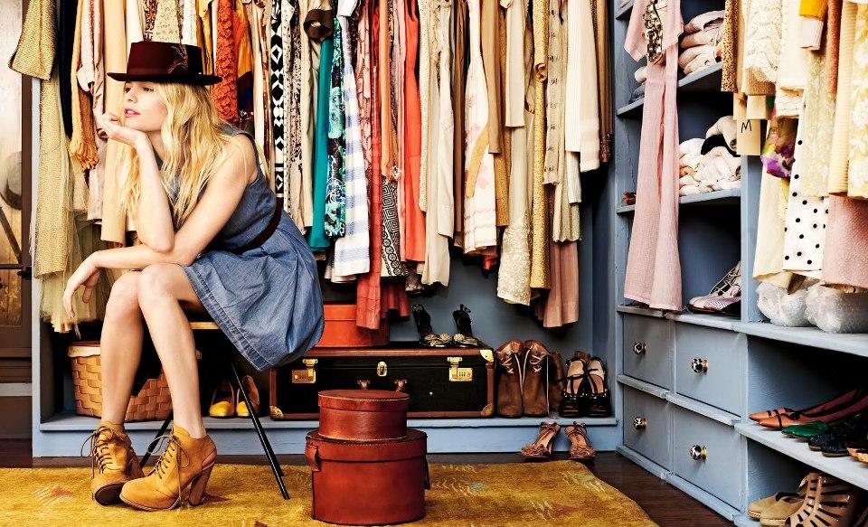 Как сделать свой гардероб 555