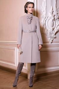 пальто в романтическом стиле
