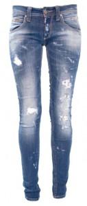джинсы в стиле кантри