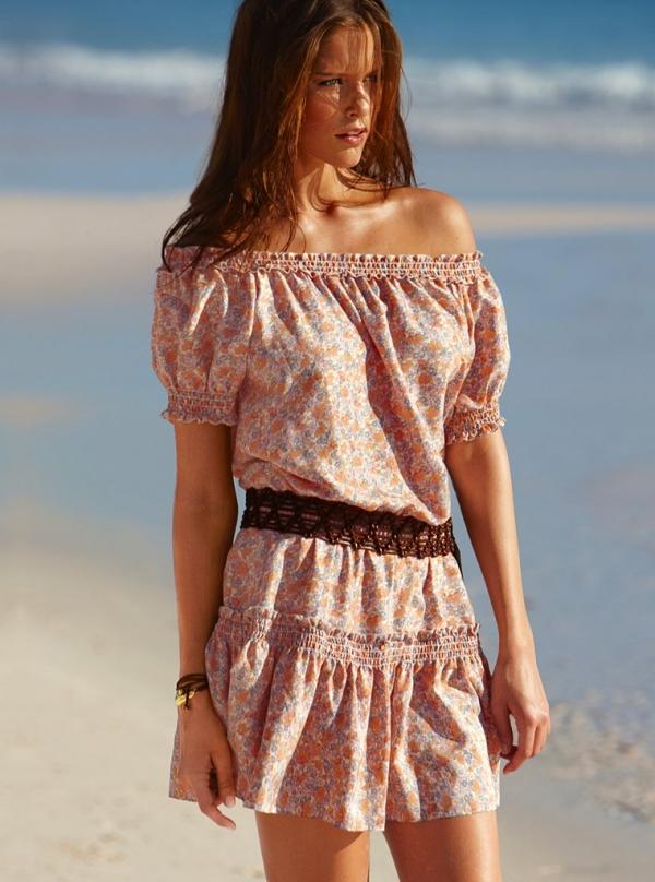каким должно быть платье в стиле вестерн