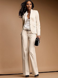 брюки классического кроя