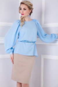 блузки в романтическом стиле