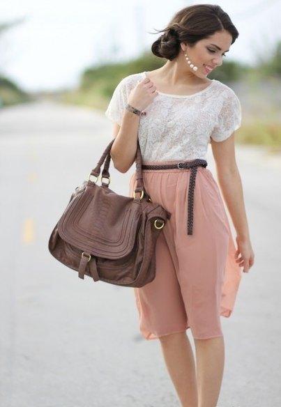юбки для женственных и хрупких девушек