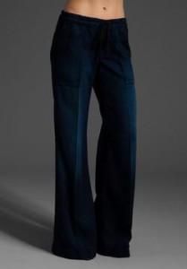 слишком свободные брюки