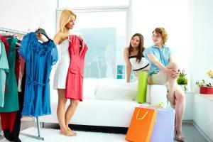 разбор гардероба со стилистом в Уфе