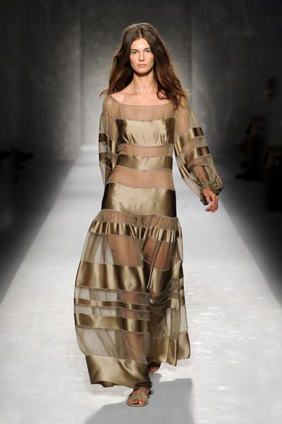 прозрачные ткани в одежде