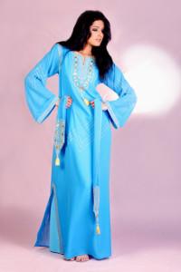 абайя в арабской одежде