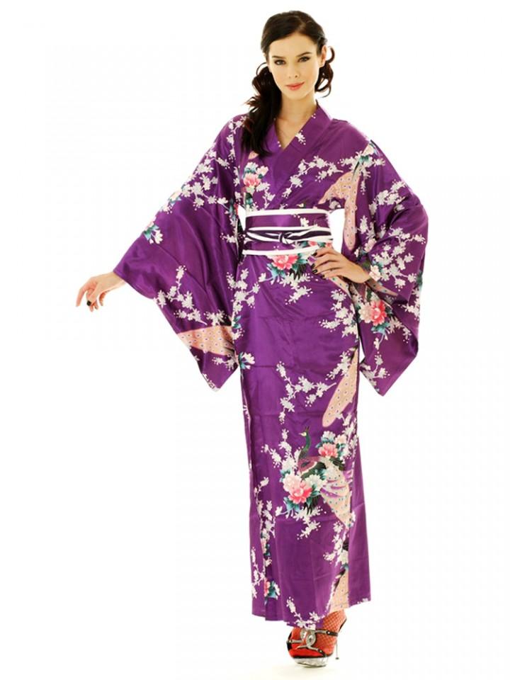 японские и китайские цвета в одежде