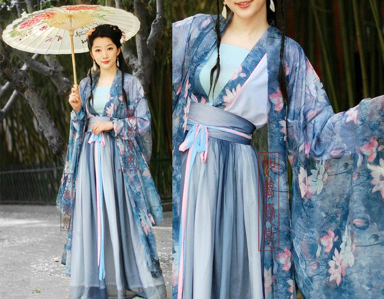 кимоно в китае