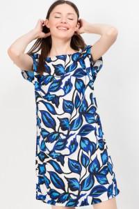 платья с цветочным принтом лето 2016