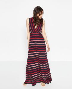 где купить платье в полоску летом 2016