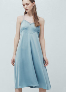 платье в бельевом стиле тренд лета 2016