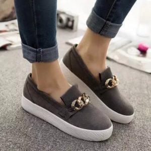 обувь для округлого типа фигуры