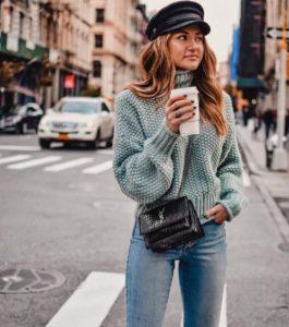 свитер для осени