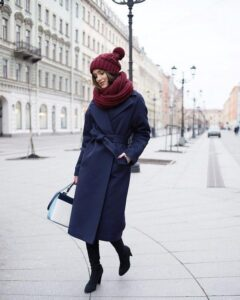 зинее пальто