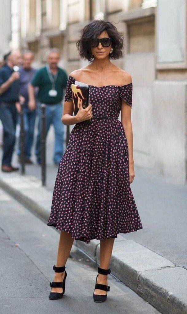 платья во французском стиле
