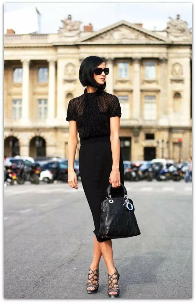 юбки во французском стиле